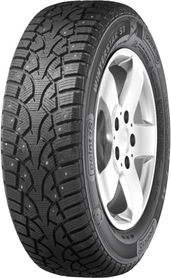 PointS Winterstar ST 215/60 R16 99T  под шип